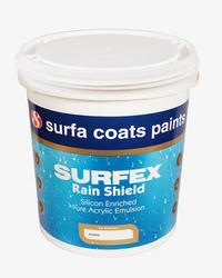Surfex Rain Shield Silicon Enriched Pure Acrylic Ex Emulsion