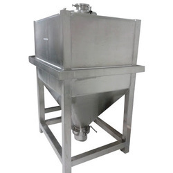 Bin Blender, Capacity: 2.5 Liter To 10, 000 Liter