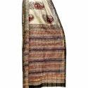 Multicolor Chanderi Silk Saree