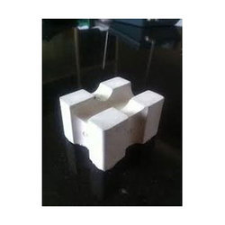 Cement Covering Block, Size: 9 In. X 4 In. X 3 In.