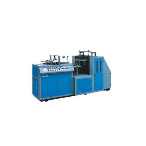 Automatic Disposable Paper Cup Making Machine, 0-100 ml, 2000-3000