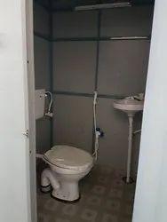PVC Western Toilet