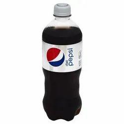 PepsiCo Diet Pepsi Cold Drink Bottle, Packaging Size: 600ml, Packaging Type: Carton