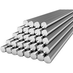 Stainless Steel Round Bar for Construction, Thickness: 1-2 inch