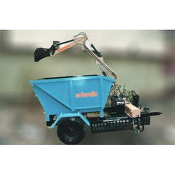 Open Drain Desilting Machine