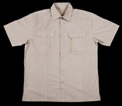 Industrial Worker Half Sleeve Shirt
