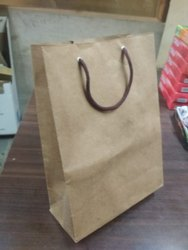 Golden ompack Shopping Bag With Handle, Size/Dimension: 12x185