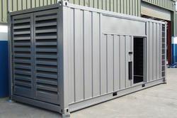 Container Acoustic Enclosure