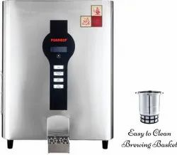 Karak Chai Brewer With Automatic Dispensing
