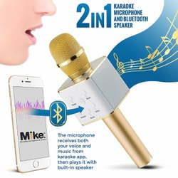 Q9 Mic Loud Speaker Microphone