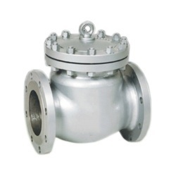 L&T Cast Steel Check Valve