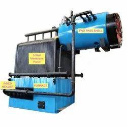 External Furnace Steam Boiler