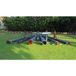 Onyx Cast Iron Earthing Pipe, Size: 4 inch, Outer Diameter: 100 Mm