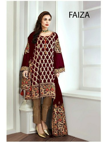 Womens Clothing and Georgette Fabric Wholesaler | Mahi