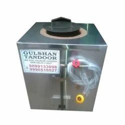 Stainless Steel Gas And Charcoal Tandoors