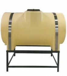 Horizontal Heavy Duty Chemical Tank