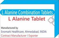 L Alanine Tablet