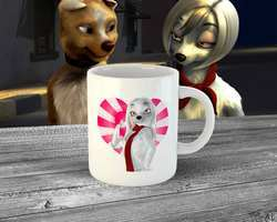 Custom Logo Printed Mug
