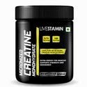 Livestamin Creatine Monohydrate Powder Sport Nutrition Supplement, Packaging Type: Container, Packaging Size: 300 Gm