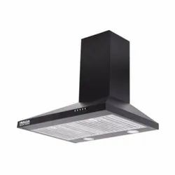 Inalsa Kitchen Chimney, Type Of Control: Push Button, Model Name/Number: Smash 60bkbf