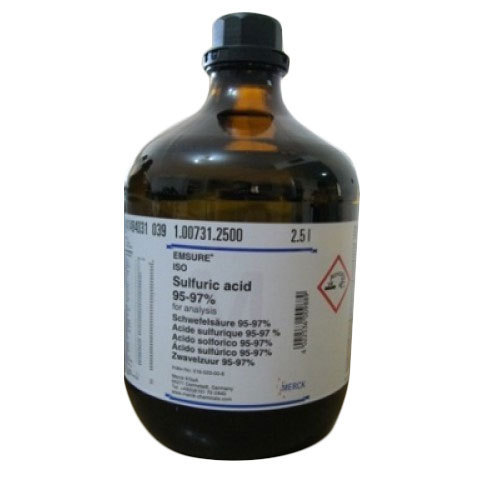 Sulphuric Acid, Grade Standard: Reagent, Rs 700 /pack Replicon ...