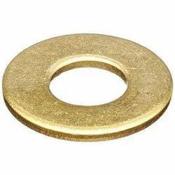 Brass Round Washer