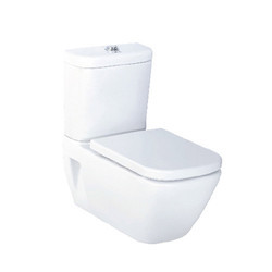 Sharaf White Wall Hung with Cistern