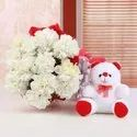 Bouquet Packing White Bunch