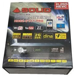 Hdmi Metal Solid HD S2 6141 Pro Free To Air Set Top Box