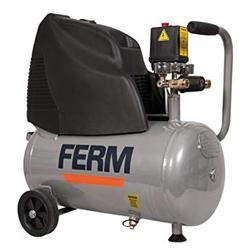 Air Compressor FERM Oil Free Compressors CRM1042, 1.5 HP, 24L- 1100W, Warranty: 6 months