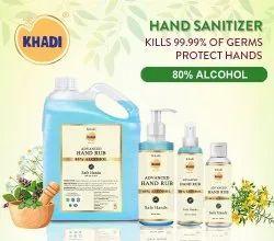 Hand Sanitizer, Type Of Ingredient: Herbal