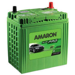 Amaron Automotive Batteries, Voltage: 12 V DC