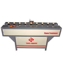 Horizontal Type Flame Treatment Machine