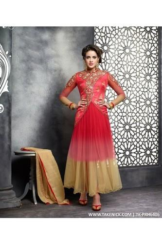 cd7fb8e03020 Designer Anarkali Jacket Style Churidar Suit at Rs 200 /piece ...