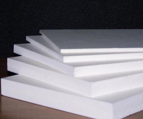 White High Density Pvc Foam Rs 60 Square Feet Pv Media