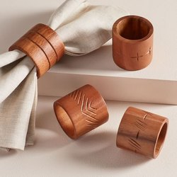 Custom Napkin Rings