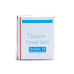 Qutipin 25Mg Tablets
