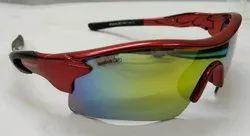 Brown Sport Sunglasses