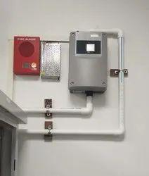 Air Sampling Device Plastic Vesda Aspirating Smoke Detection, For Commercial