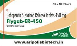 Gabapentin Sustained Release Tablets