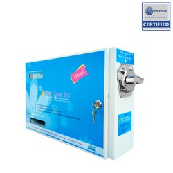 Sanitary Napkin Vending Machines With Id Card Mechanism
