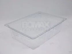 Rectangular Biscuit Packaging Trays