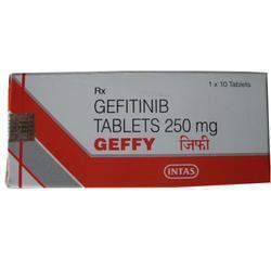 Geffy(Gefitinib) Tablets 250 Mg