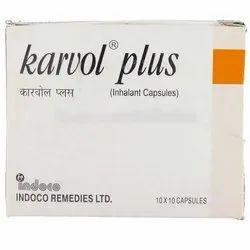 Karvol Plus Inhalant (Camphor/Chlorothymol/Eucalyptol/Terpin