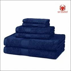 Logo Printed Towels / Gym Towels / Personalized Hand Towels