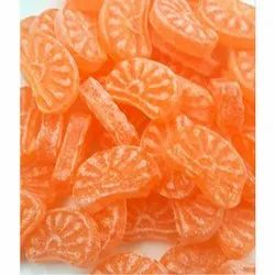 Orange Candy, Packaging Size: 1 Kg, Packaging Type: Packet