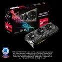 ROG-STRIX-RX580-O8G-GAMING 8GB GRAPHICS CARD