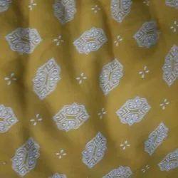 44-54 Inch Fancy Printed Cotton Kurti Fabric, GSM: 100-150