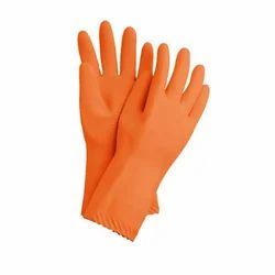 PVC 14 Acid Resistant Gloves