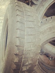 Radial Khol Press Tyre